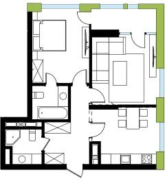 Новий житловий комплекс бізнес-класу під Києвом - фото №8 | ЖК «Медісон Гарденс»